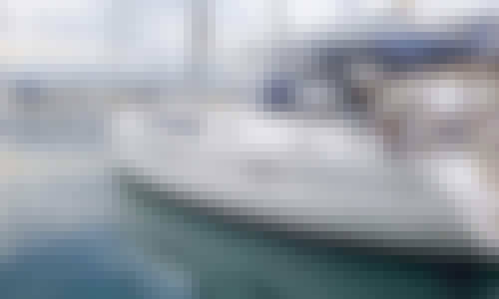 """2016  """"Titan"""" Bavaria Cruiser 46 Sailing Yacht Rental in Alimos, Greece"""