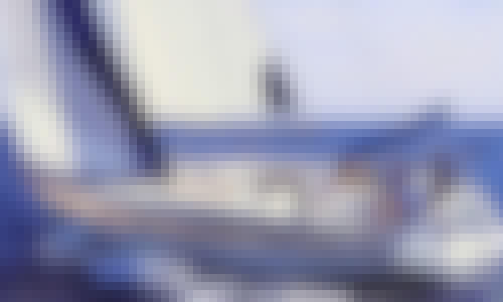 """Theano"" Bavaria Cruiser 46 Sailing Yacht Rental in Alimos, Greece"