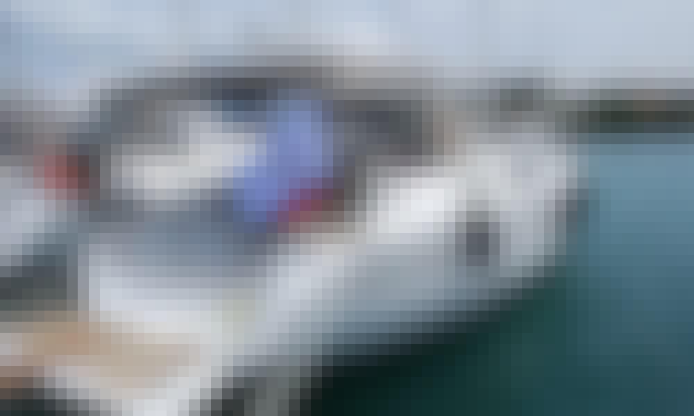 """""""Antigoni"""" Bavaria Cruiser 41 Sailing Yacht Rental in Alimos, Greece"""