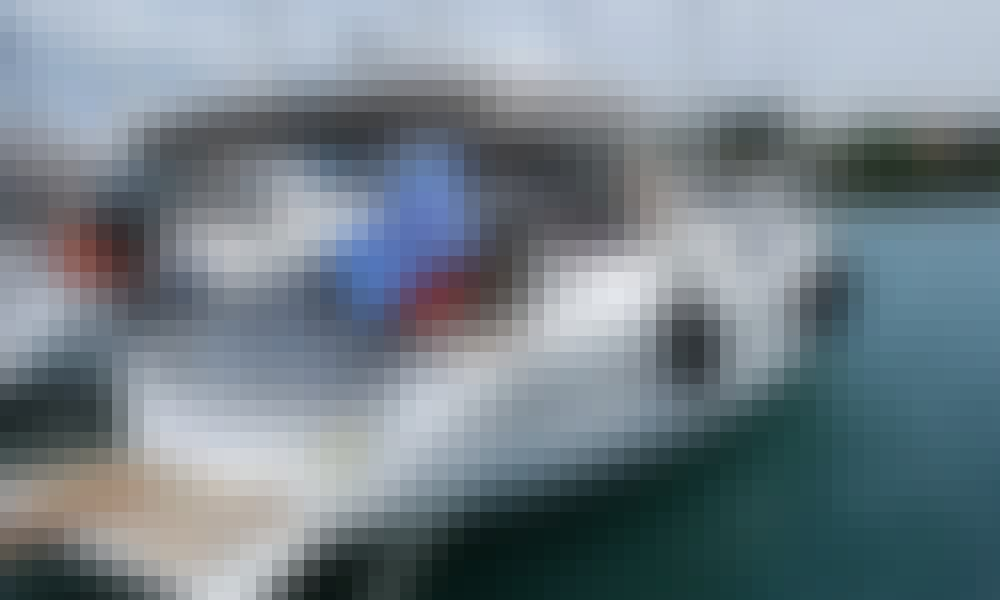"Hire the ""Levantes"" Bavaria Cruiser 41 Sailing Yacht in Kefallonia, Greece"