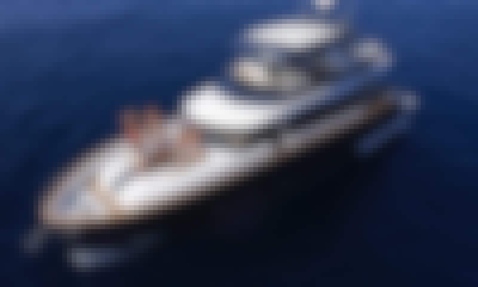 Azimut Magellano 66 Yacht Charter in Antibes, France - 12 Person Capacity!