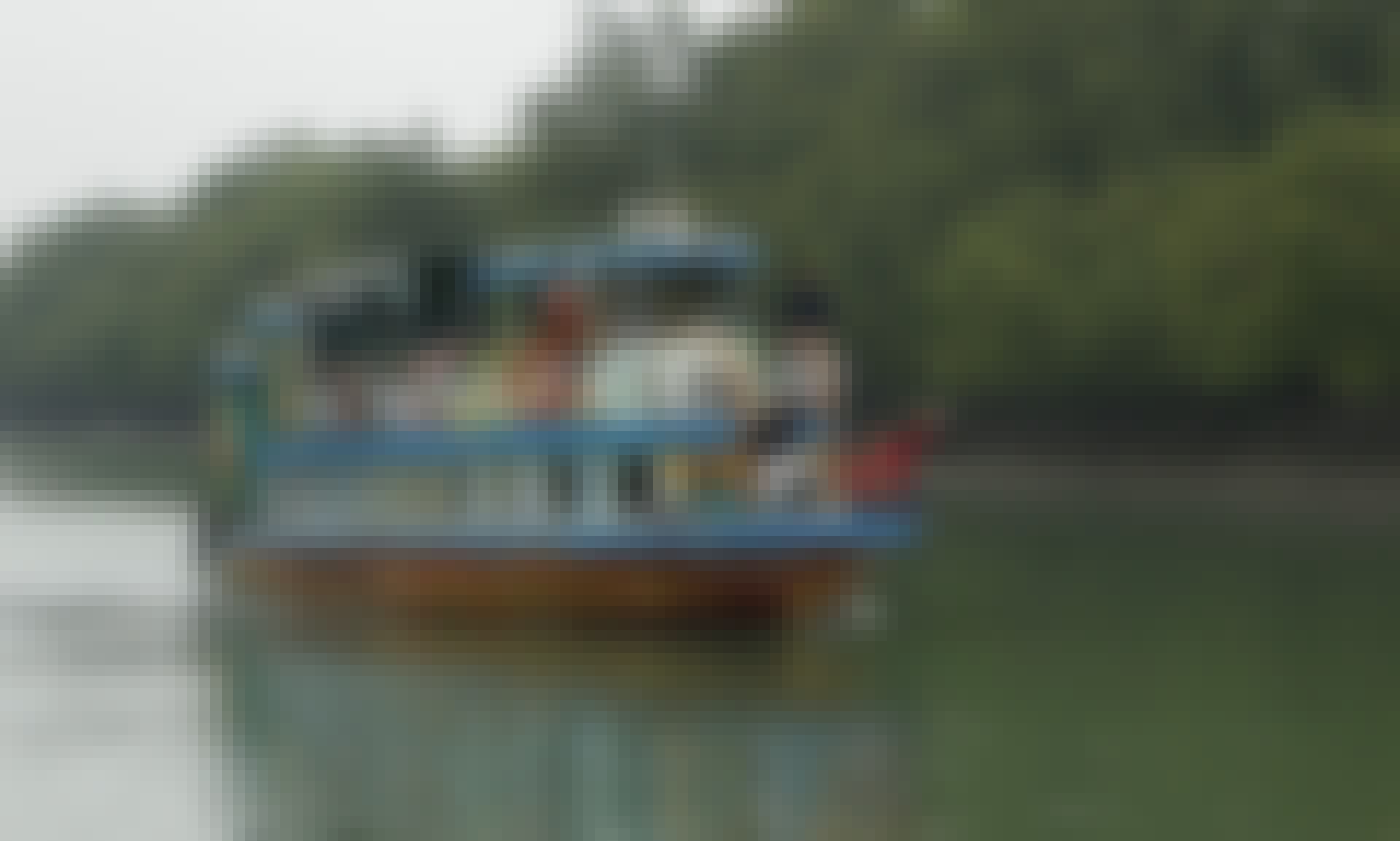 Sundarban Tour - World Largest Mangrove Forest with Mini Luxurious Tourist Vessel