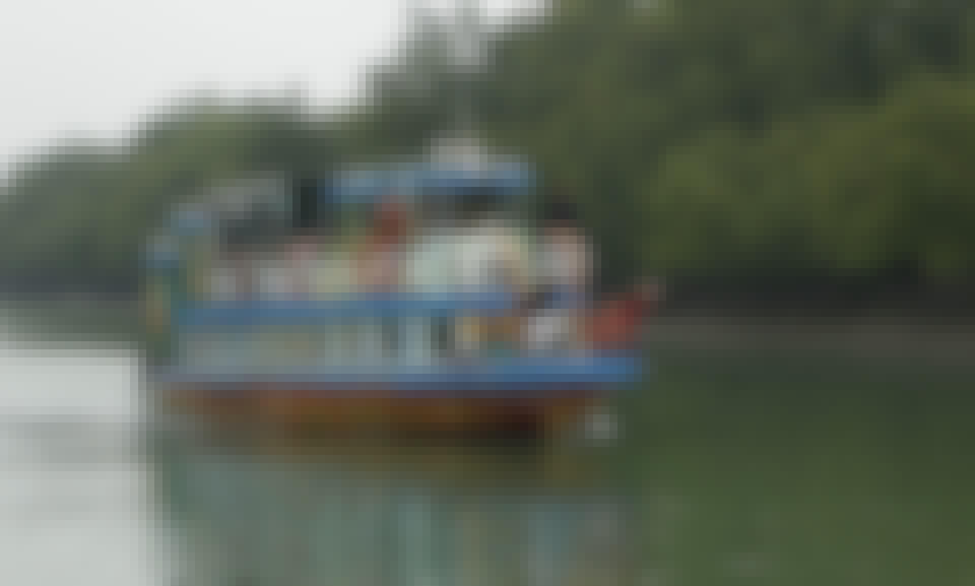 Sundarban Tour - World Largest Mangrove Forest with Mini Luxurious Tourist Vessel