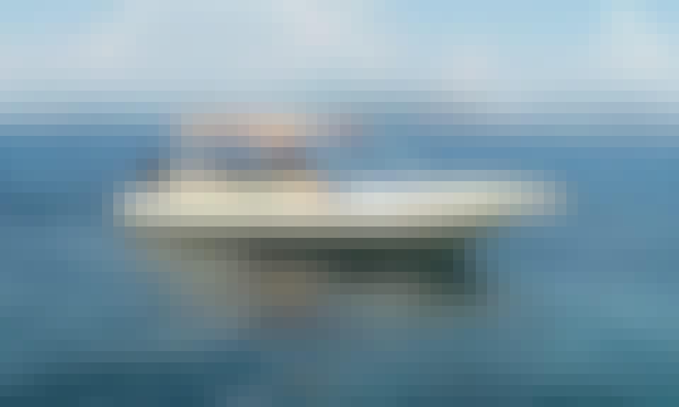 Hire the 2017 Caramela RIB in Corfu, Greece