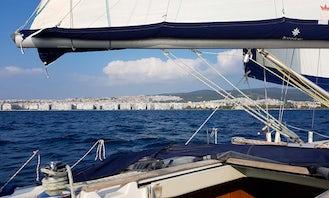 Sailing Cruise in Thessaloniki Bay, Greece