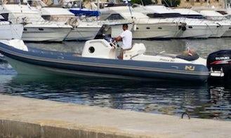 Nouvo Jolly Prince 30 RIB in Saint Julian's Malta