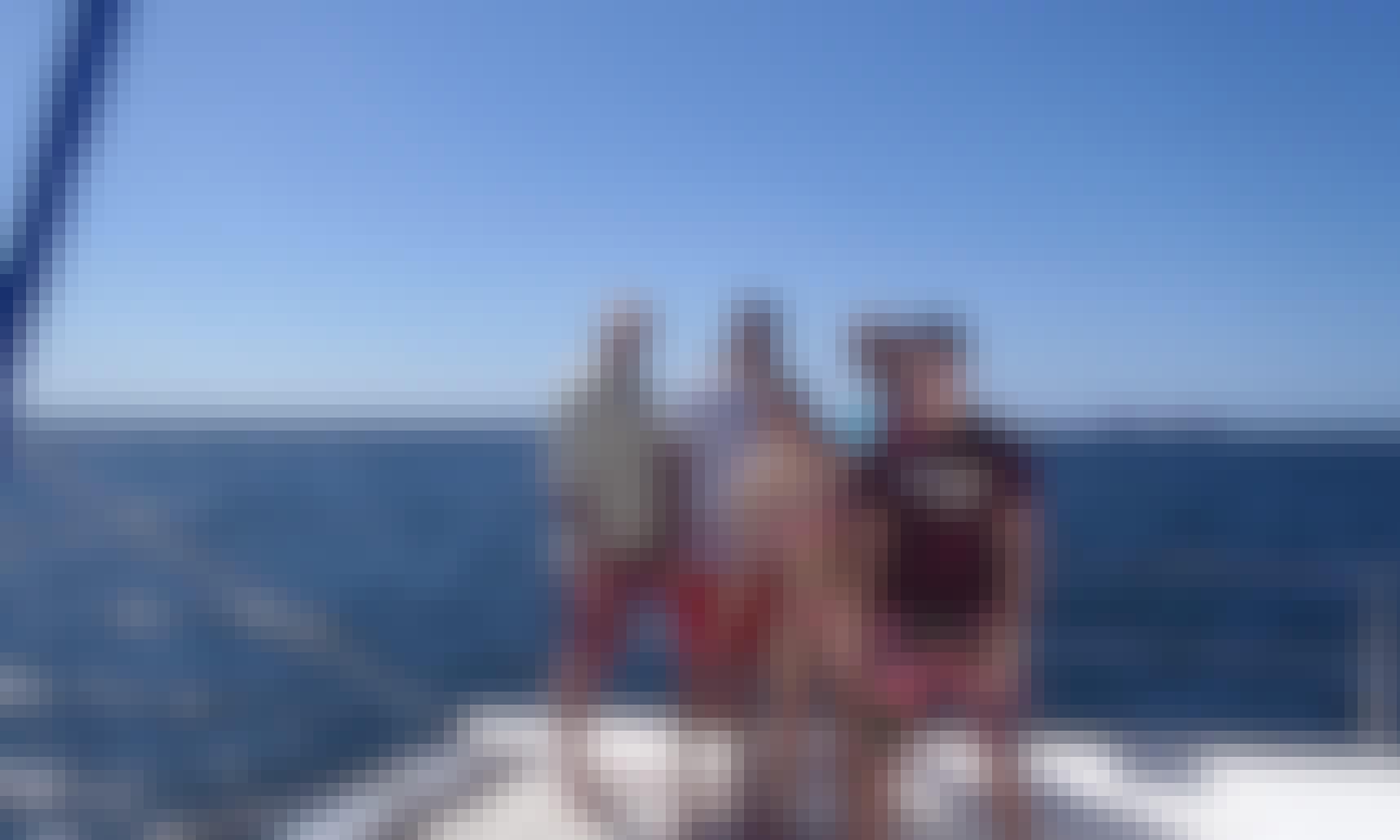 Private Sunset Catamaran Cruise - Playa Flamingo, Costa Rica.