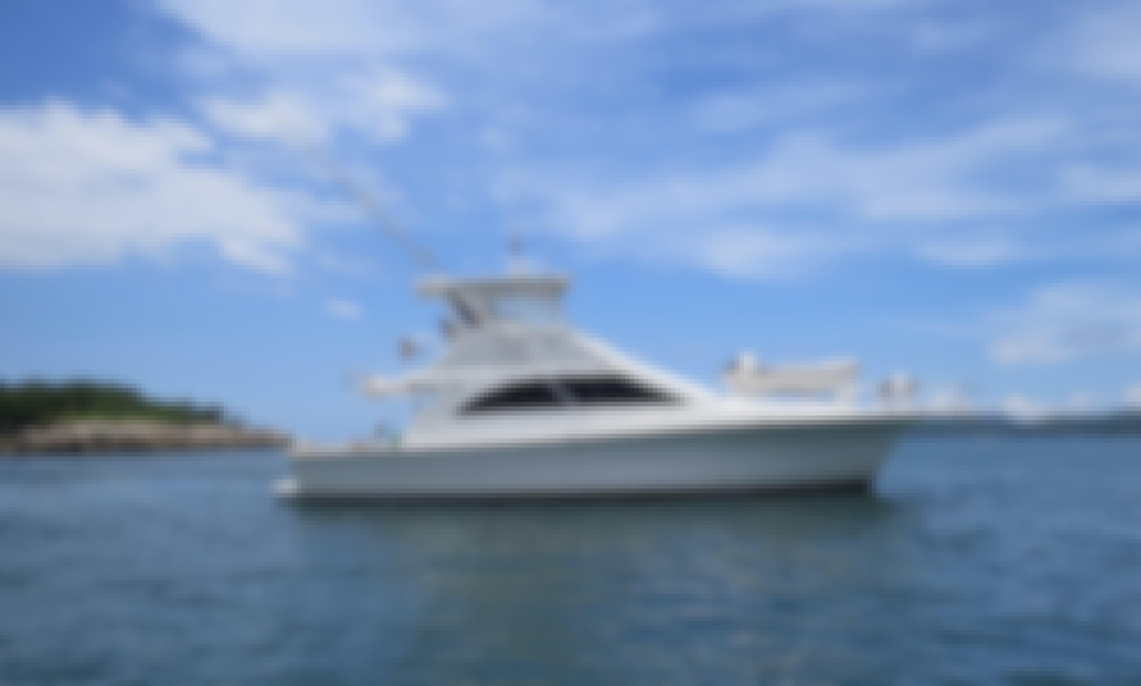 Mamacita 48ft Luxury Fishing Yacht - Playa Flamingo Costa Rica
