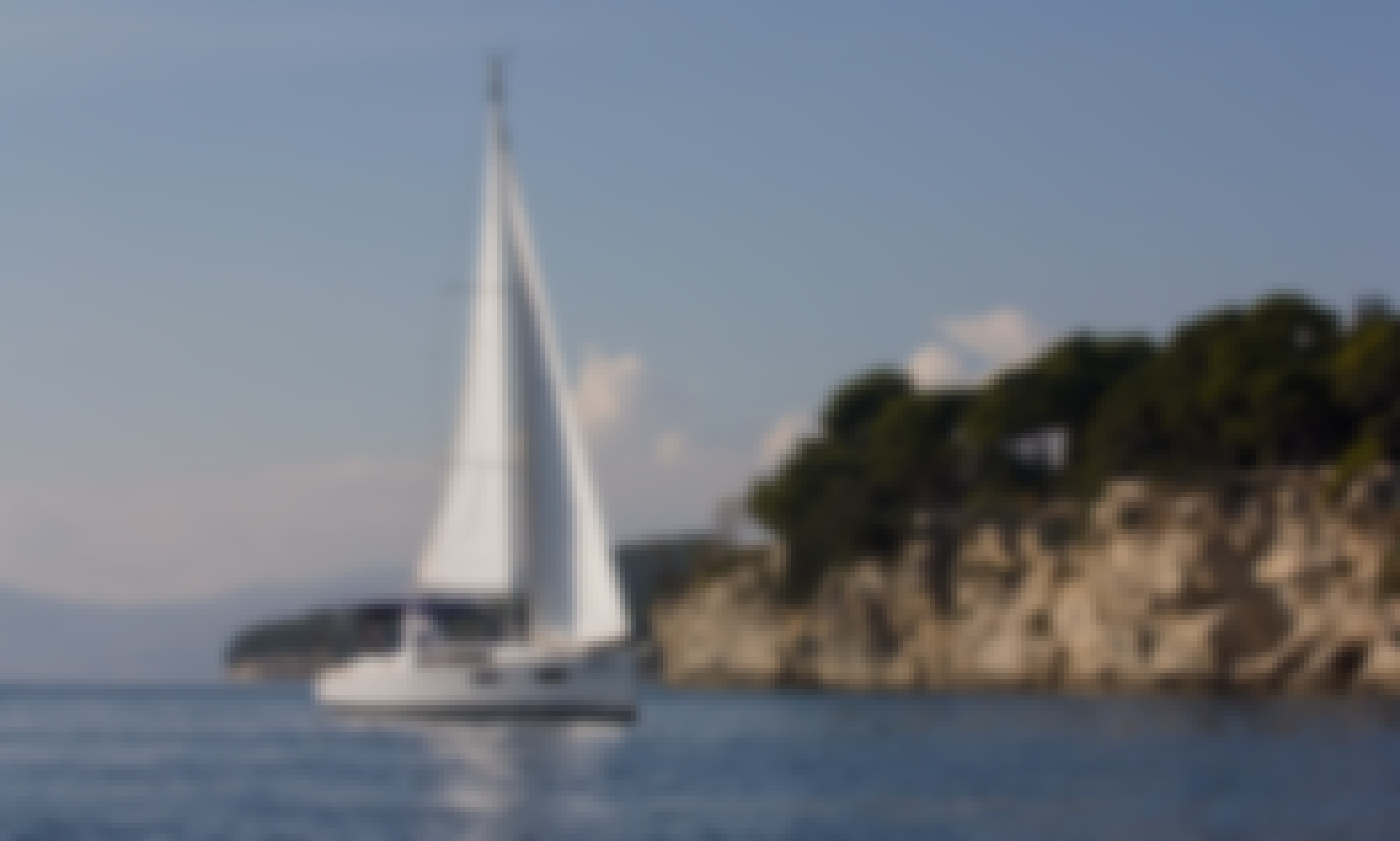 Sailboat rental in Split, Croatia - Beneteau Oceanis 35 (Jean Michel)
