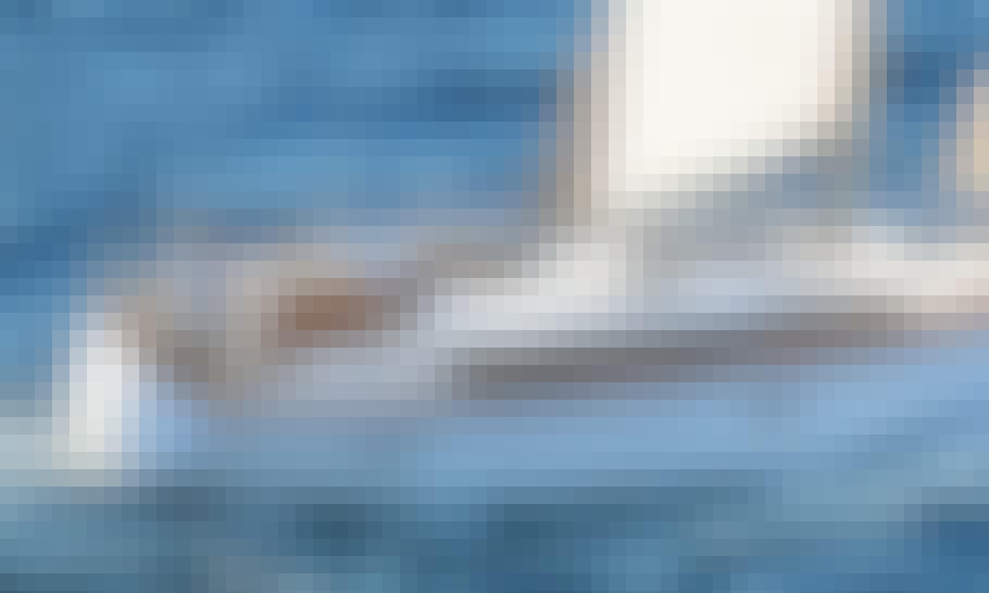 Sailboat rental in Split, Croatia - Bavaria Cruiser 37 (Aurora)