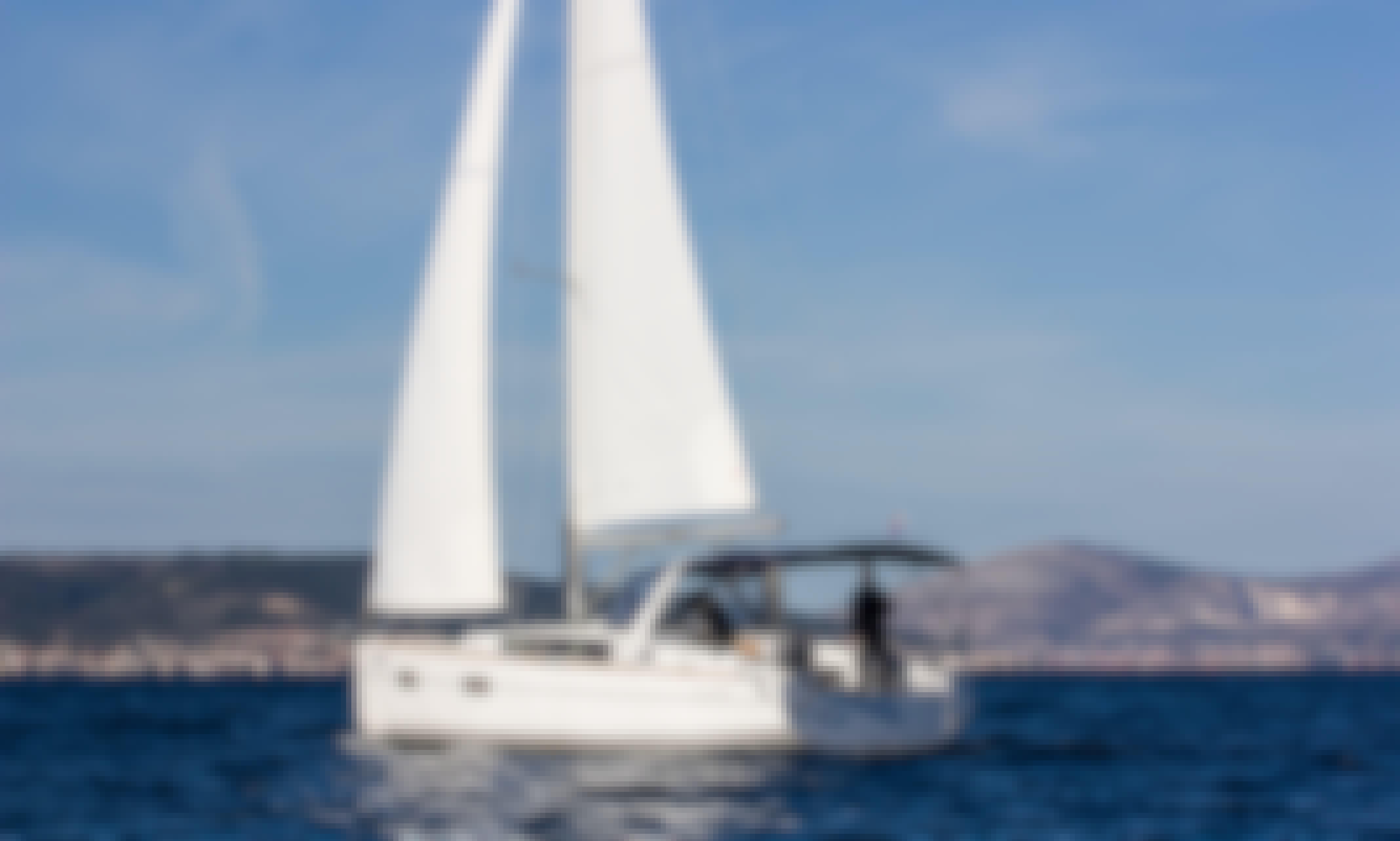 Sailboat rental in Split, Croatia - Beneteau Oceanis 38 (Arsen)