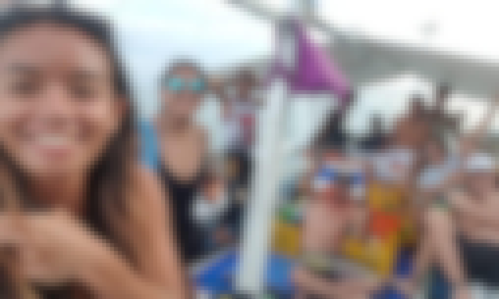 Tricap Island Boat Tour in San Jacinto, Bicol Province!