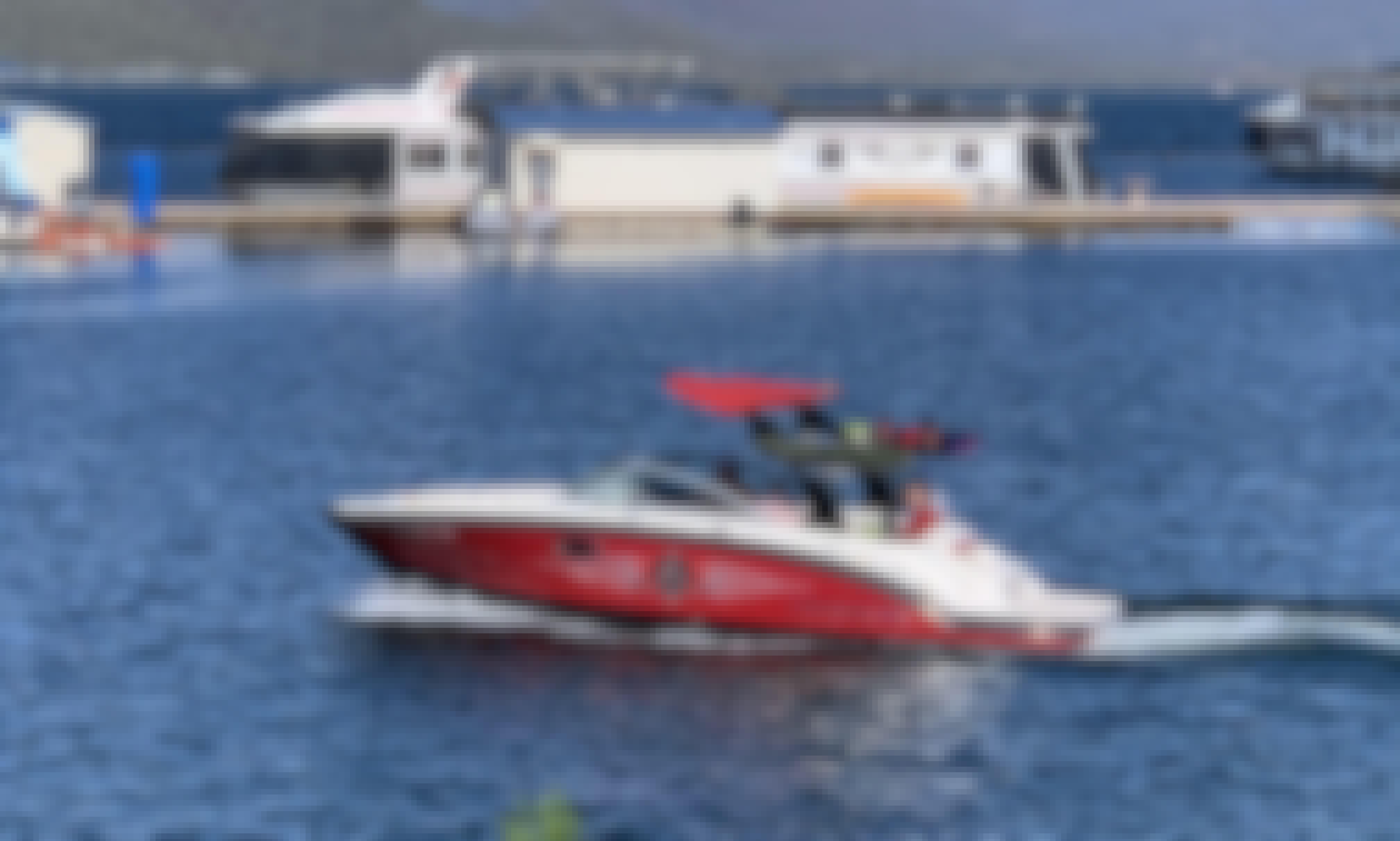 "Gorgeous 24'4"" Chaparral 244 Sunesta Extreme Sport Boat"
