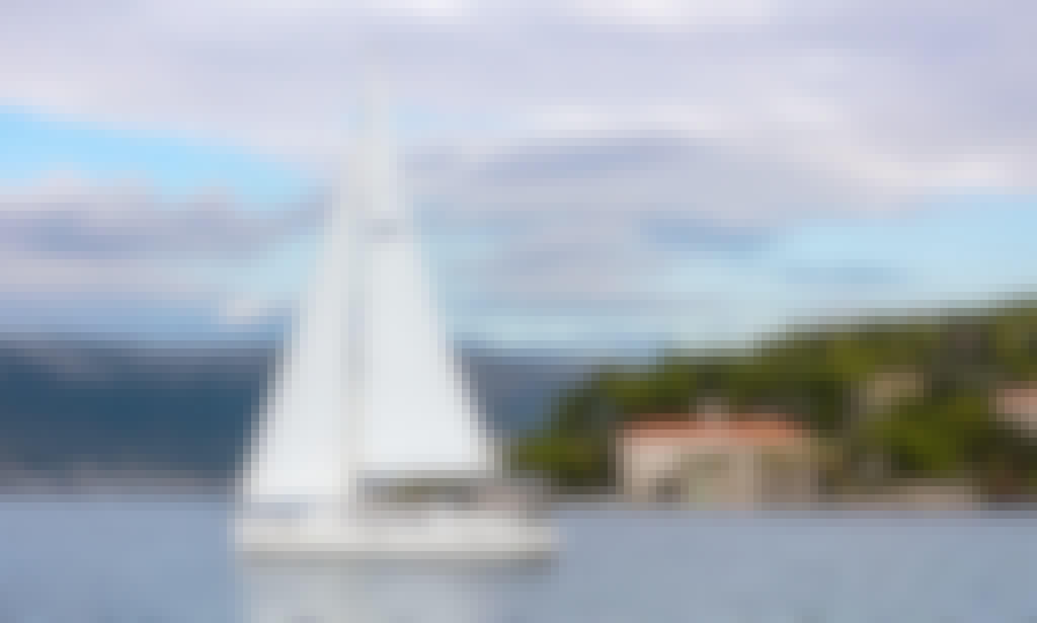 Sailboat rental in Split, Croatia - Bavaria Cruiser 41 (Nina)