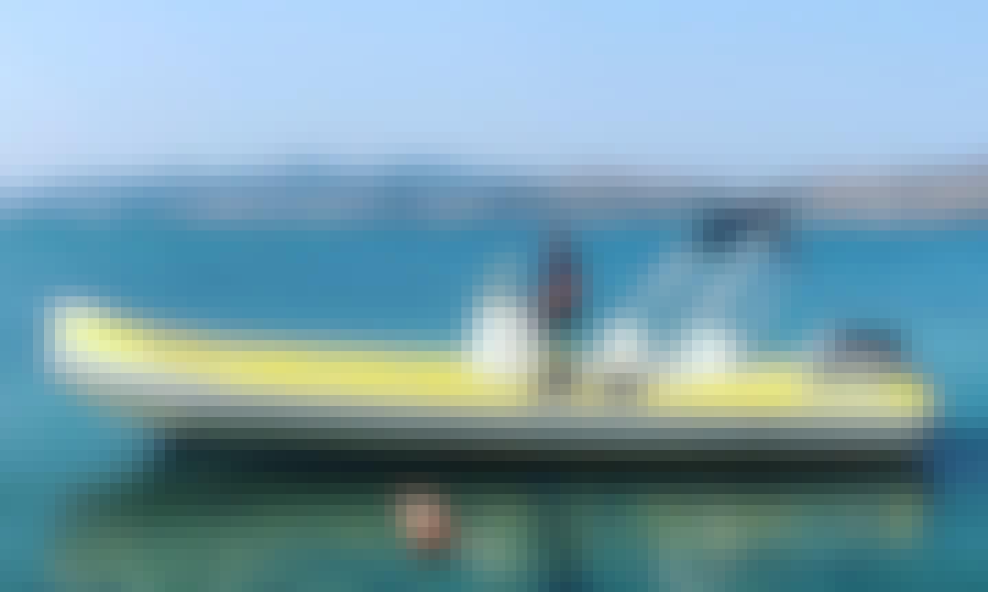 Mariner 690 RIB Rental in Pounta, Greece