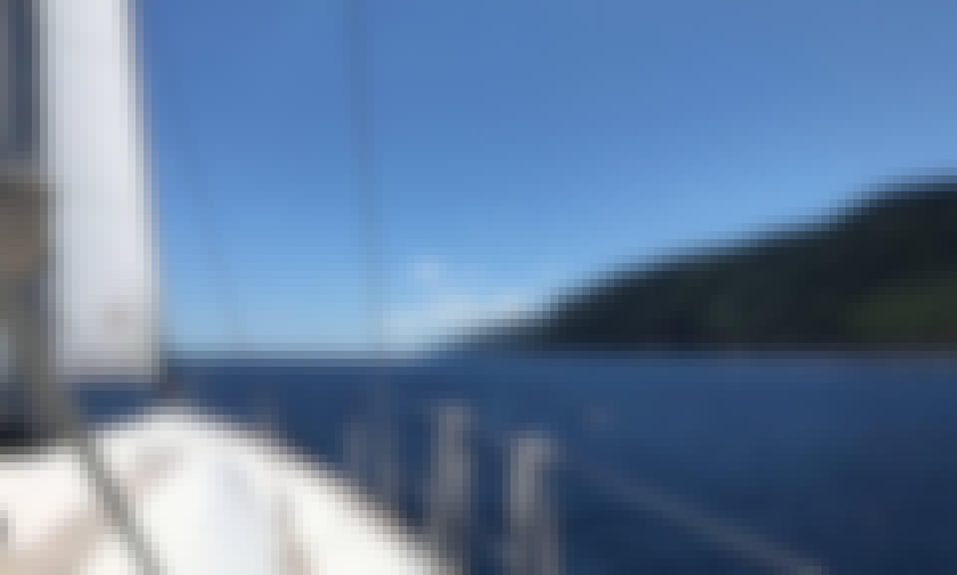 """Sailing Tours - Dufour 412 """"HATCHI"""" in São Jorge Island, Azores"""