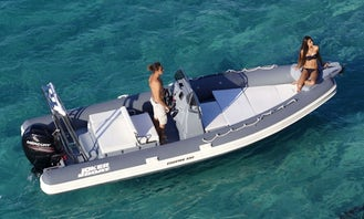 Rent-a-Boat - Joker Coaster 650 in São Jorge, Azores