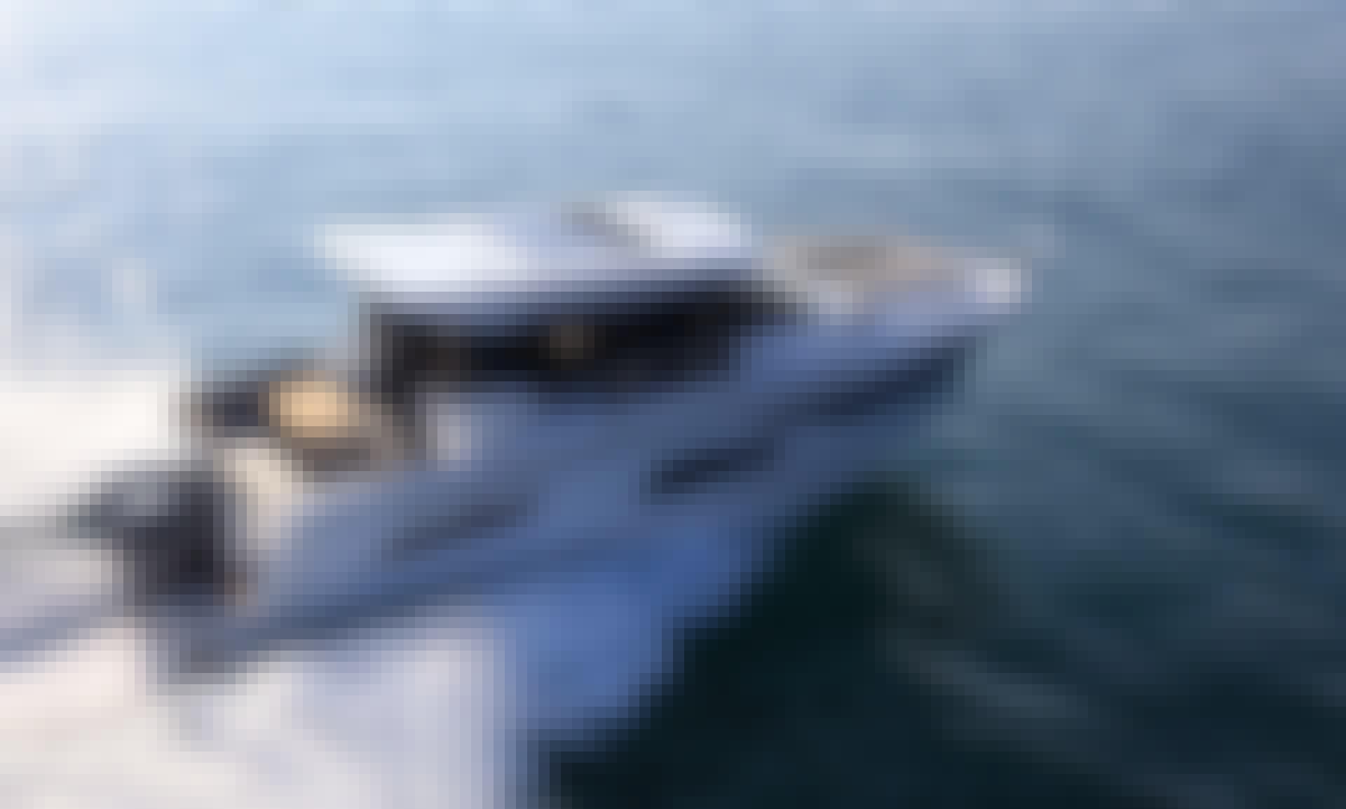 Motorboat rental in Split, Croatia - Jeanneau Merry Fisher 1095 (Blue Star)