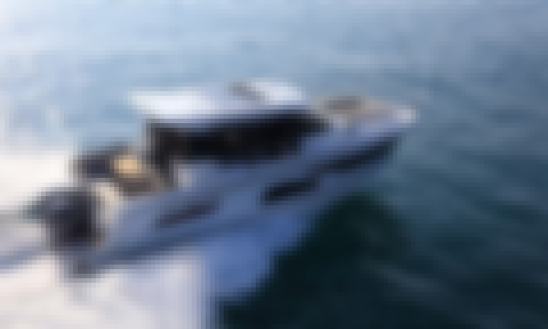 Motorboat rental in Split, Croatia - Jeanneau Merry Fisher 1095 (Blue Star)