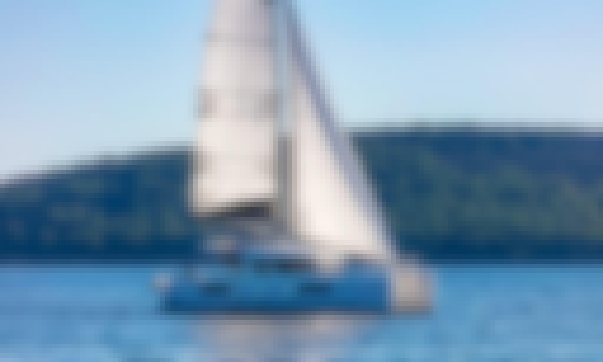 Catamaran rental in Split, Croatia - Lagoon 40 (Zagvozd)