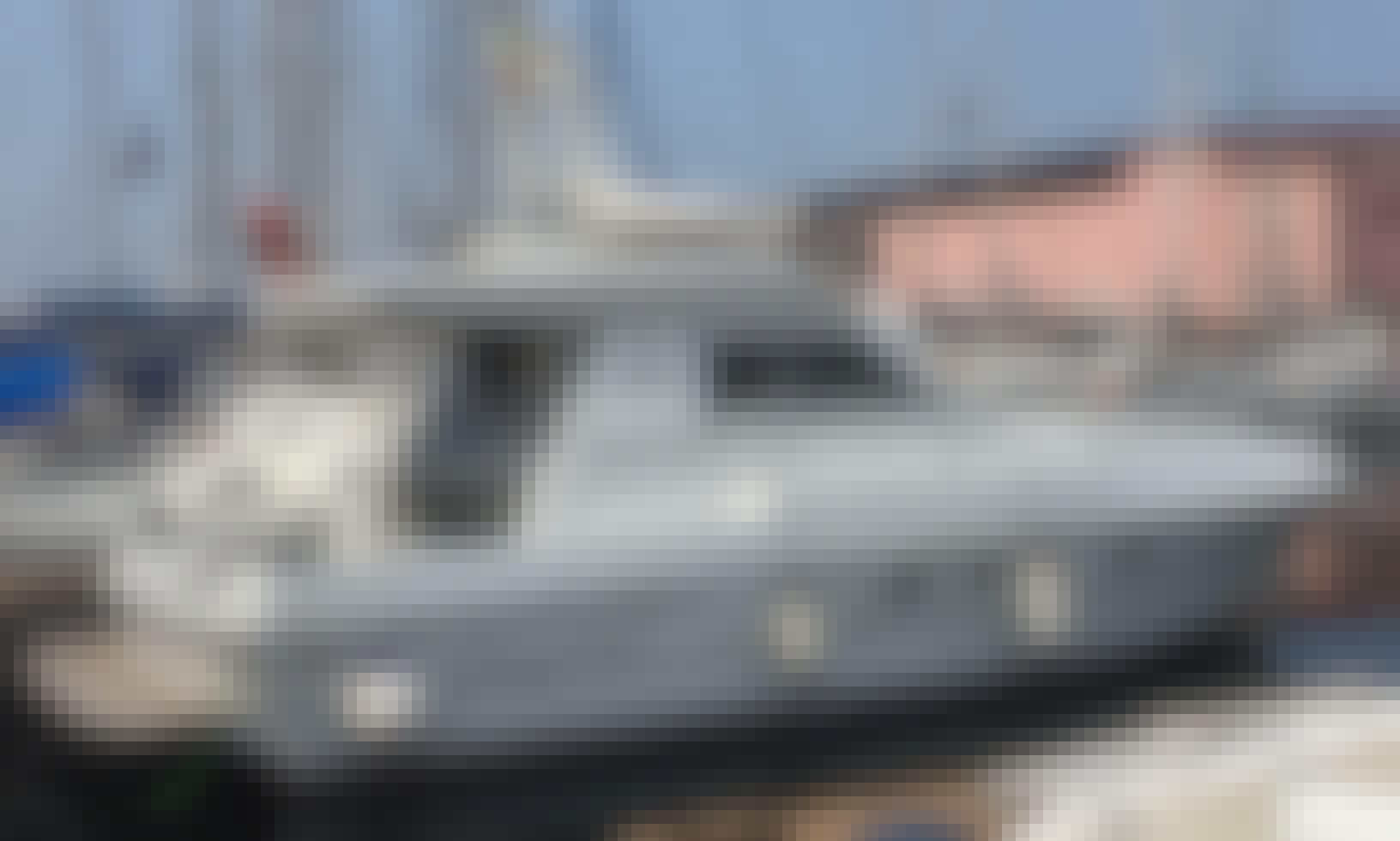 37' Mini-Yacht Charter in Cagliari. Daily cruises