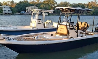 Fishing Charter in Mount Pleasant, South Carolina with Captain Ronnie