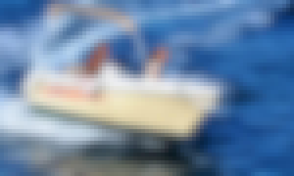 Assos Marine 500 | Boat hire in Loggos, Paxos | No license needed