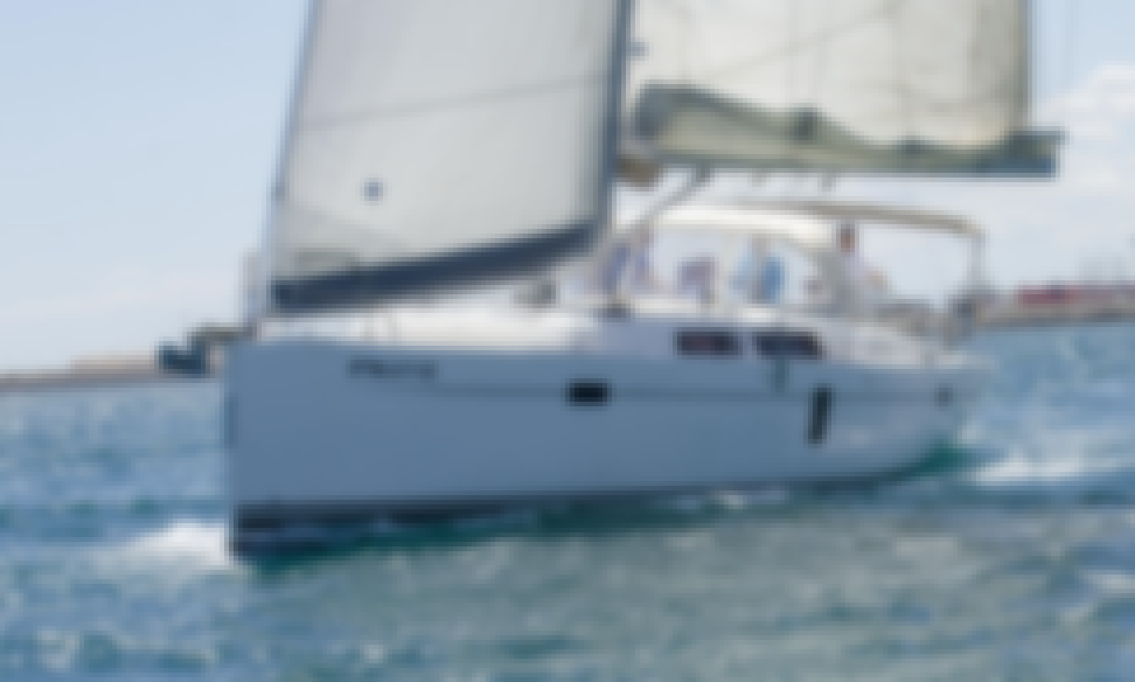 Hanse 445 Great Monohull For Rent With Skipper In Valencia