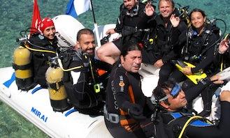 Scuba Diving Trip in İzmir, Turkey