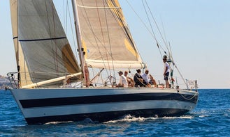 Charter the 65' Vallicelli Sailing Yacht in Monaco