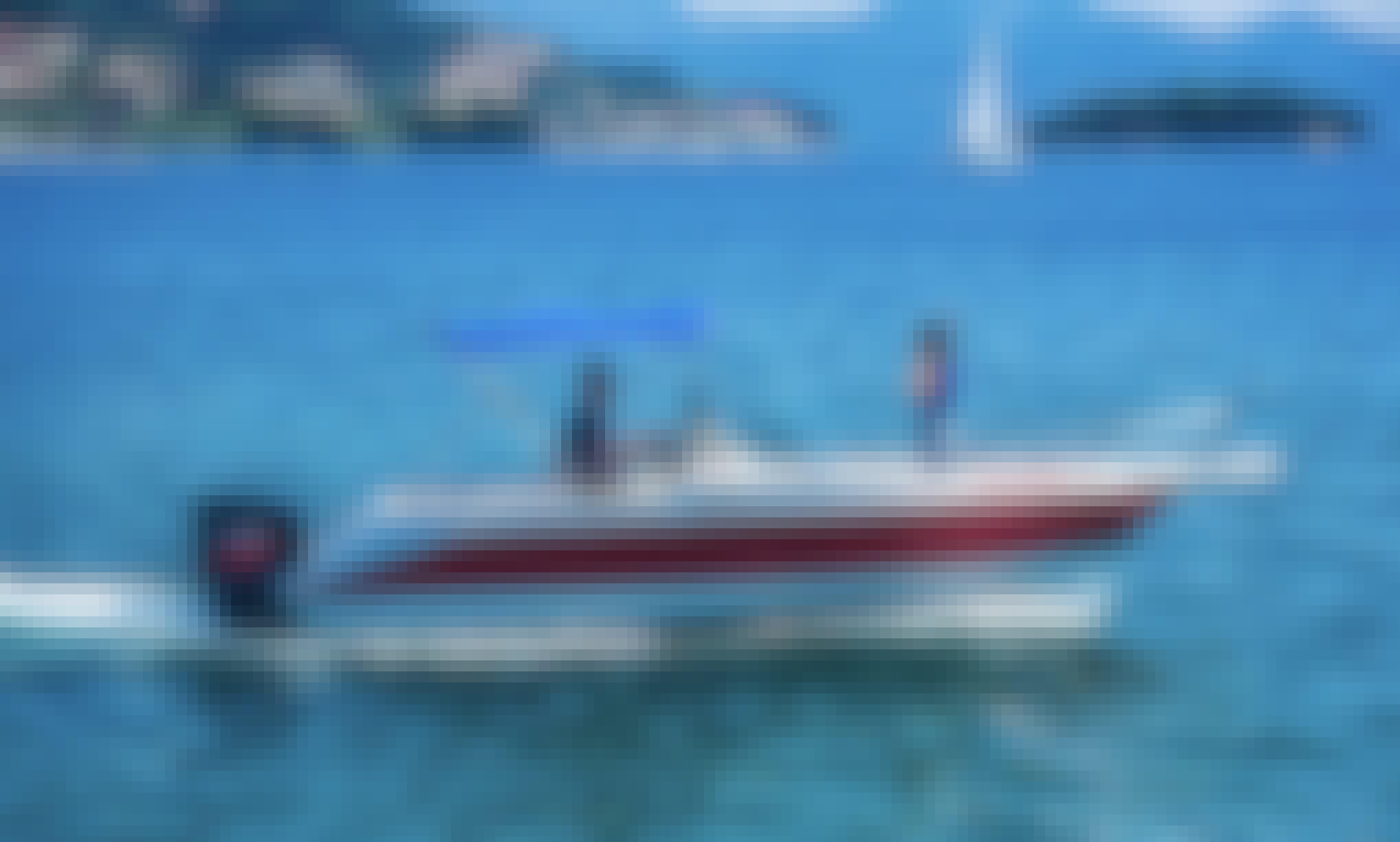 Reserve the Olympic Speedboat in Nidri, Lefkada!