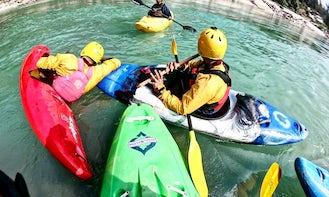 Kayak Course In Rishikesh, Uttarakhand