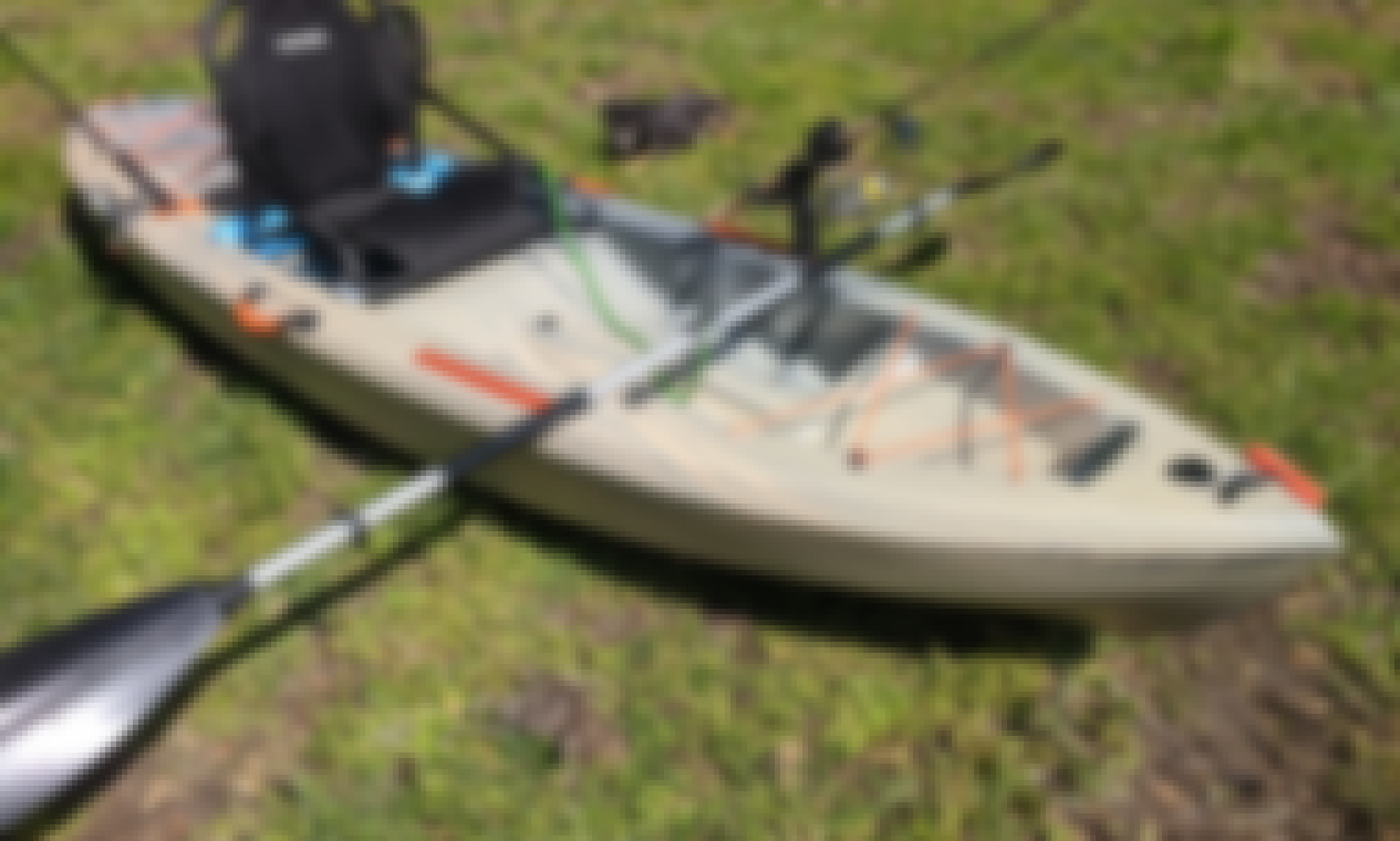 Fishing Kayaks - 10' sit on top (4 available)