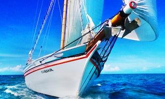 Corsair Sailing Charters Grenada