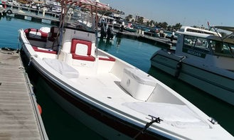 Deep Sea Fishing Boat in Abu Dhabi-Book with the professionals!