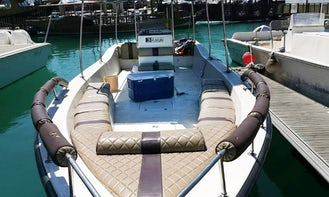 Professional Deep Sea Fishing with Best Catches in Abu Dhabi- Book now!