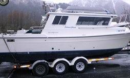 27' SeaSport Yacht for 7 people in Whittier, AK
