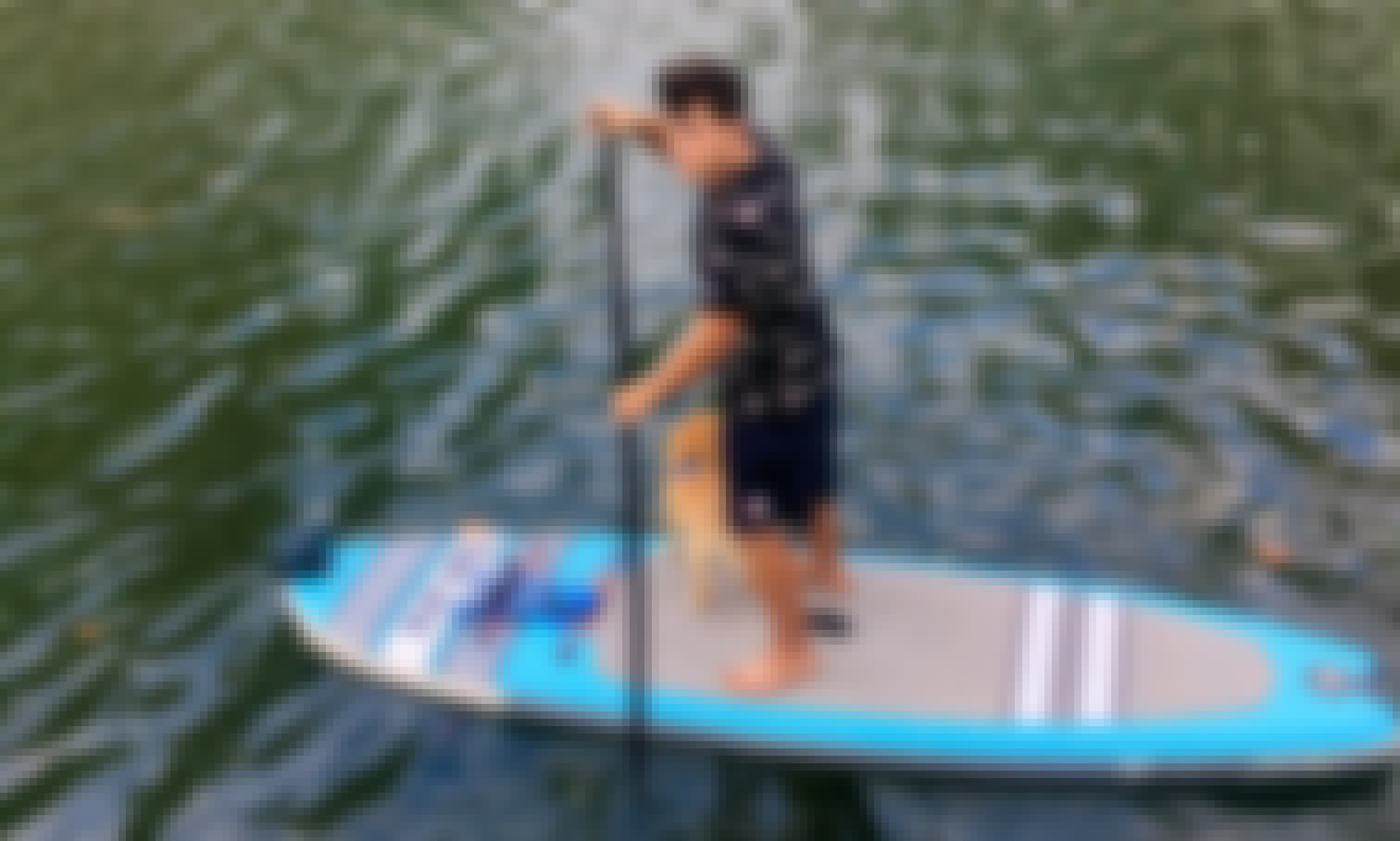 iVoyager Inflatable Paddle Board Rental in Aventura