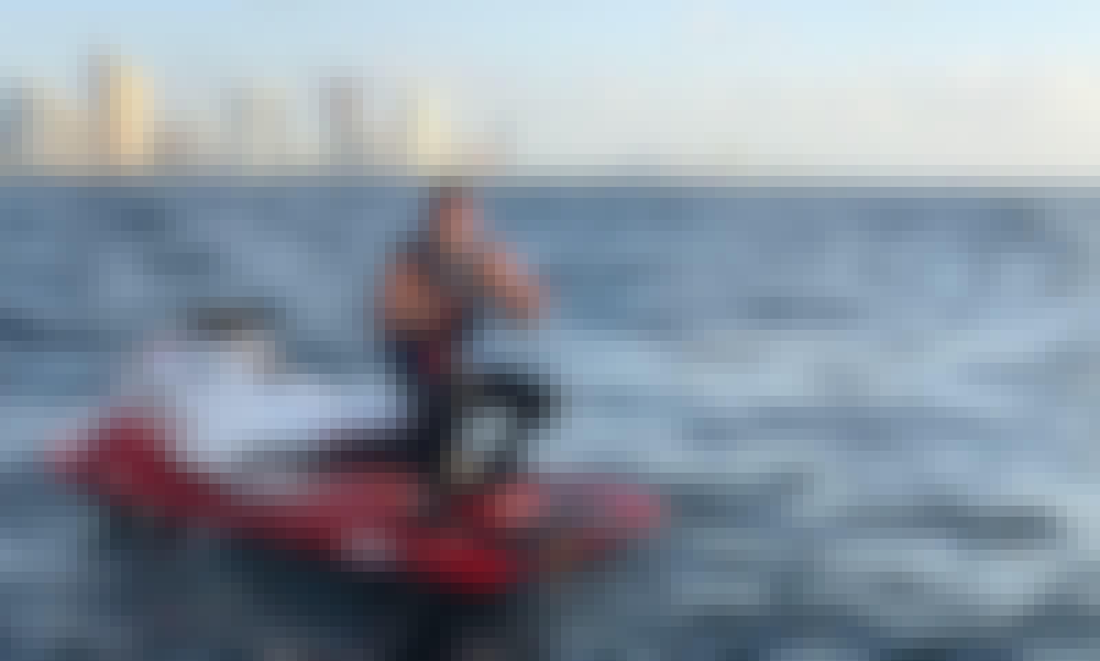 Ex Deluxe Yamaha Waverunner - Jetski Rental in Miami