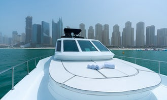 75 ft C.R.N Mega Yacht - 33 Pax Capacity (BBQ grill, High Quality Sound System and Disco Light)