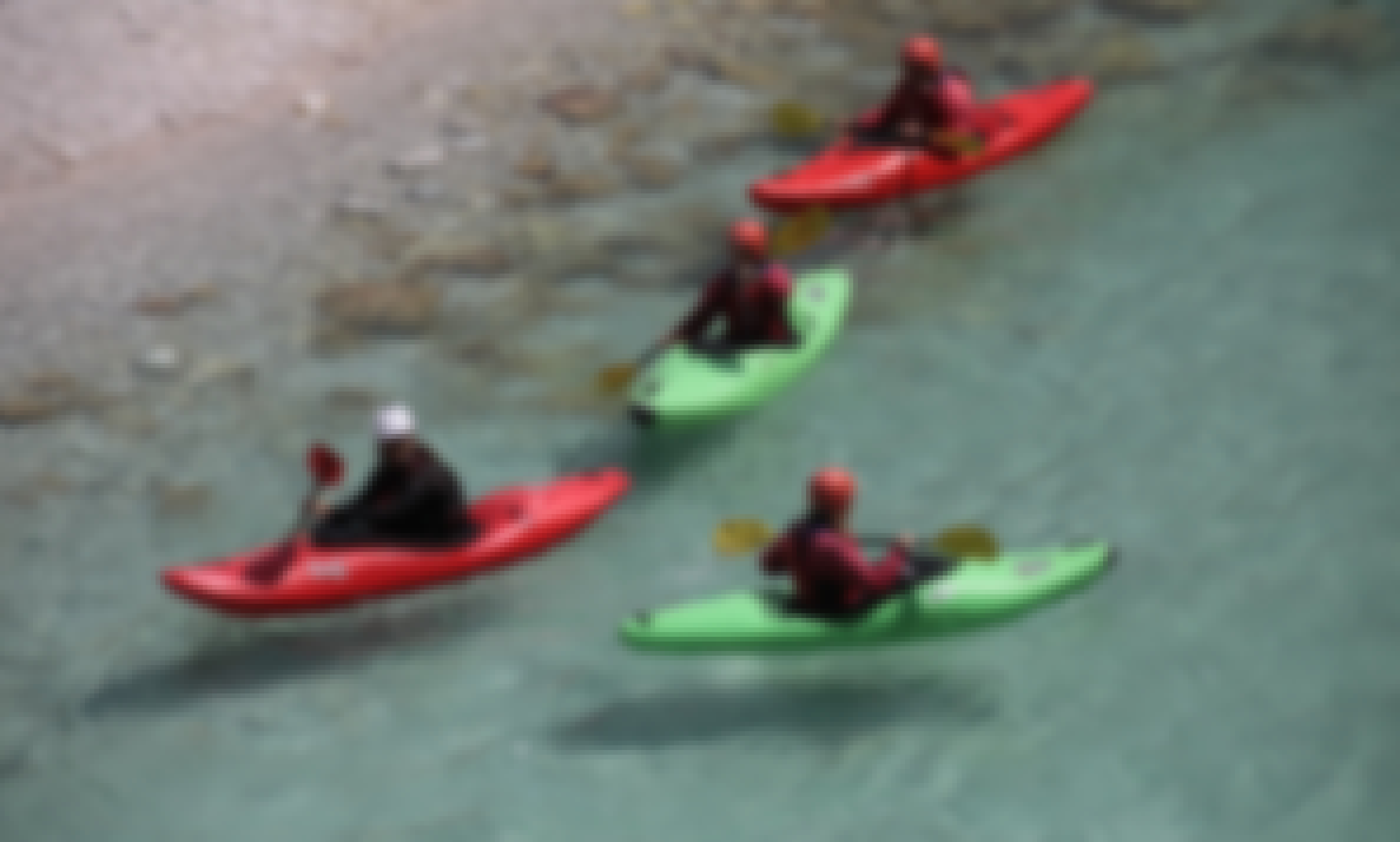 1-Day to 3-Day Kayak Courses on Soča River in Bovec, Slovenia