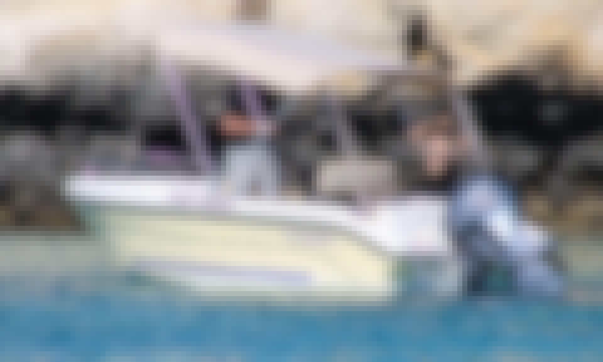 Poseidon Ranieri Blue Water NE (30 HP) in Lardos, Lindos region