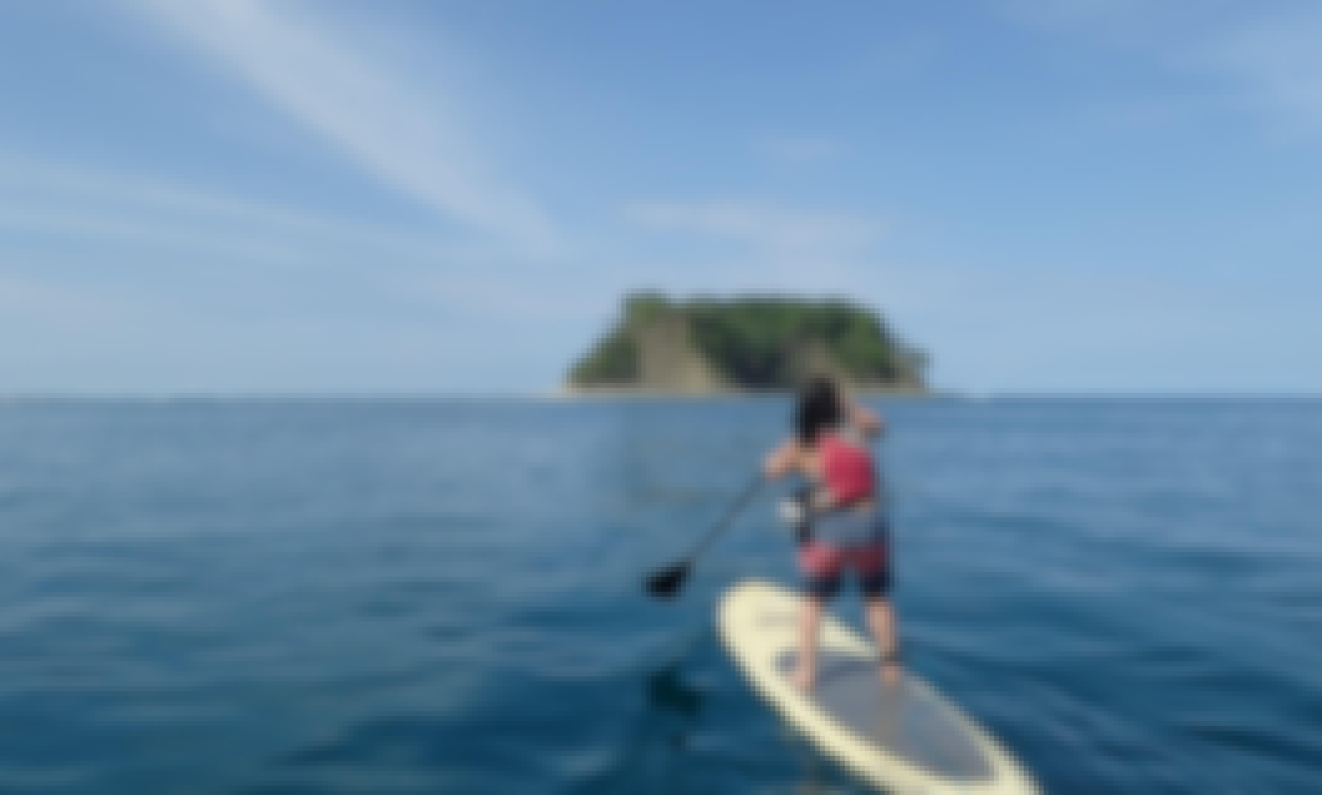 Stand Up Paddle and Snorkeling Playa Samara