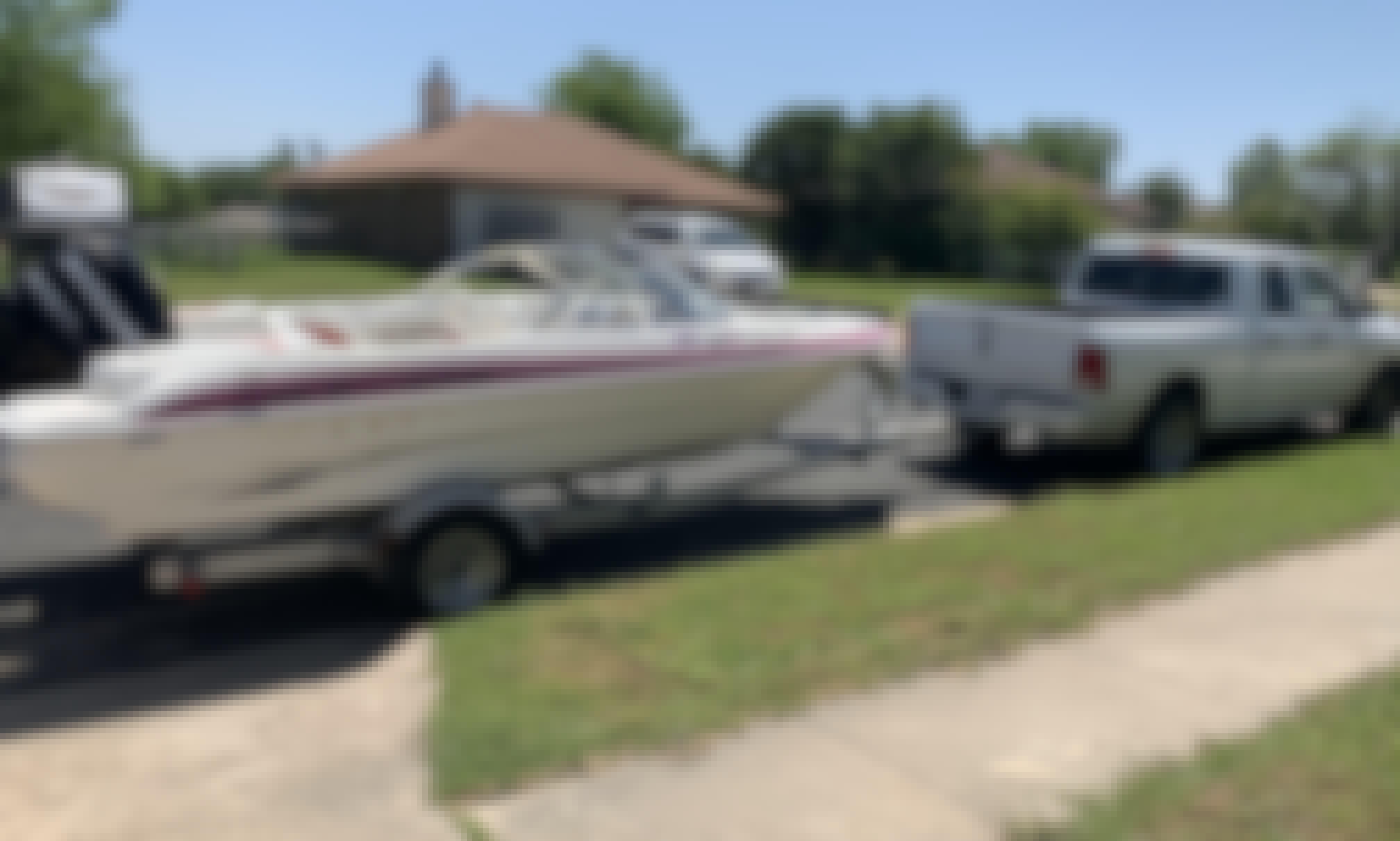 18 foot Powerboat in Killeen, TX