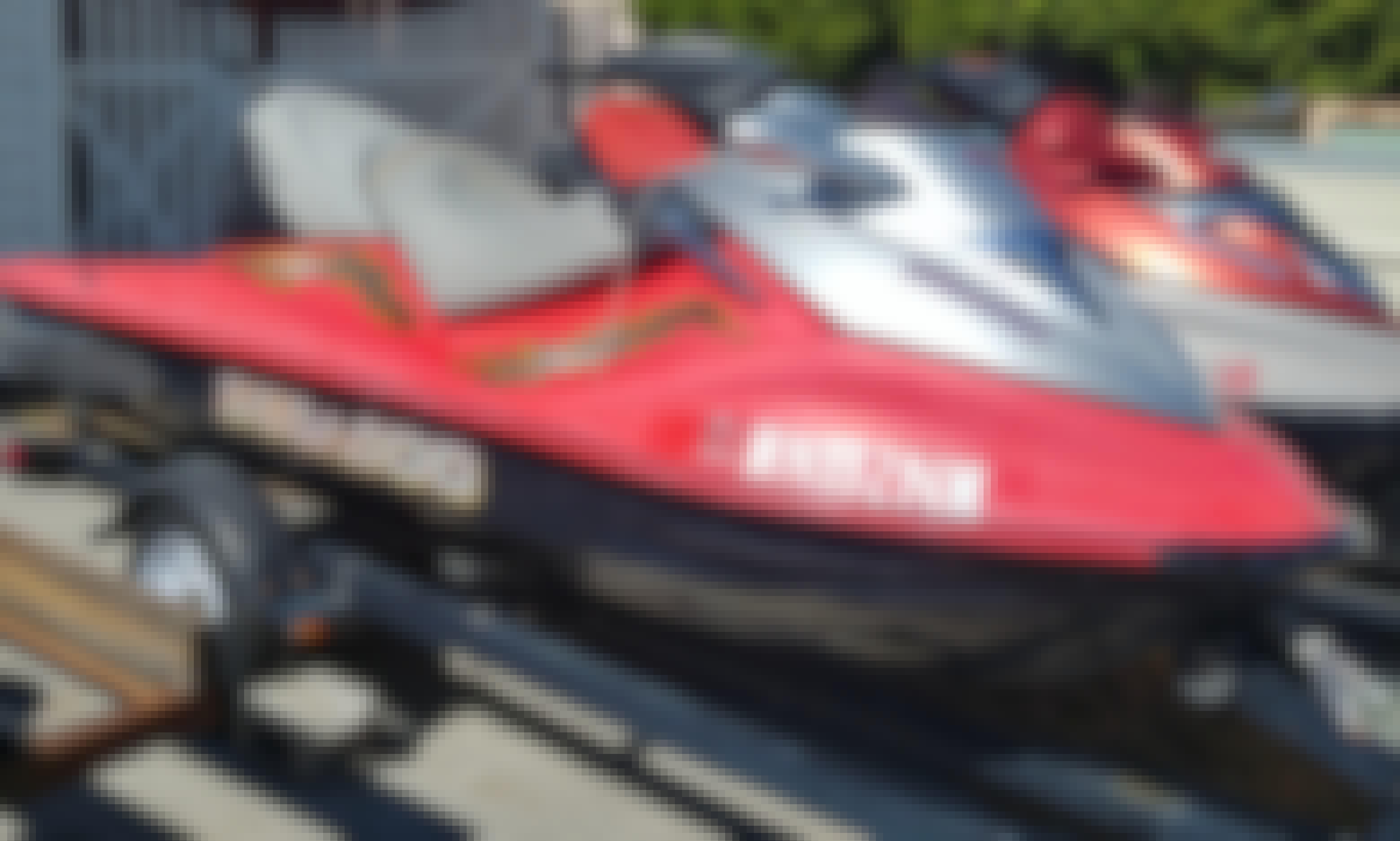 Affordable jet ski rental in Moses Lake, Banks Lake & Lake Roosevelt