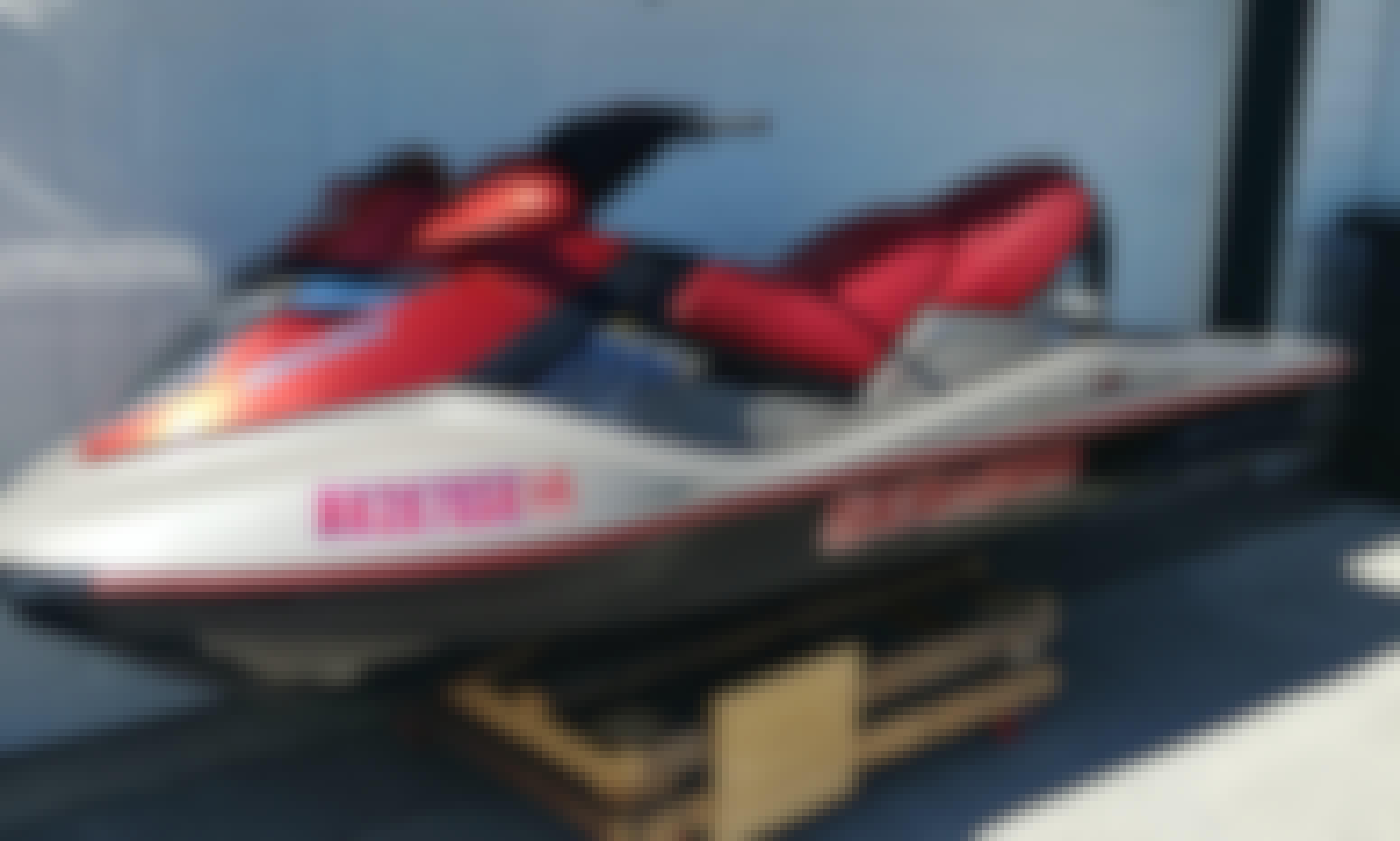 Affordable jet ski rental Free Delivery in Moses Lake, Banks Lake & Lake Roosevelt