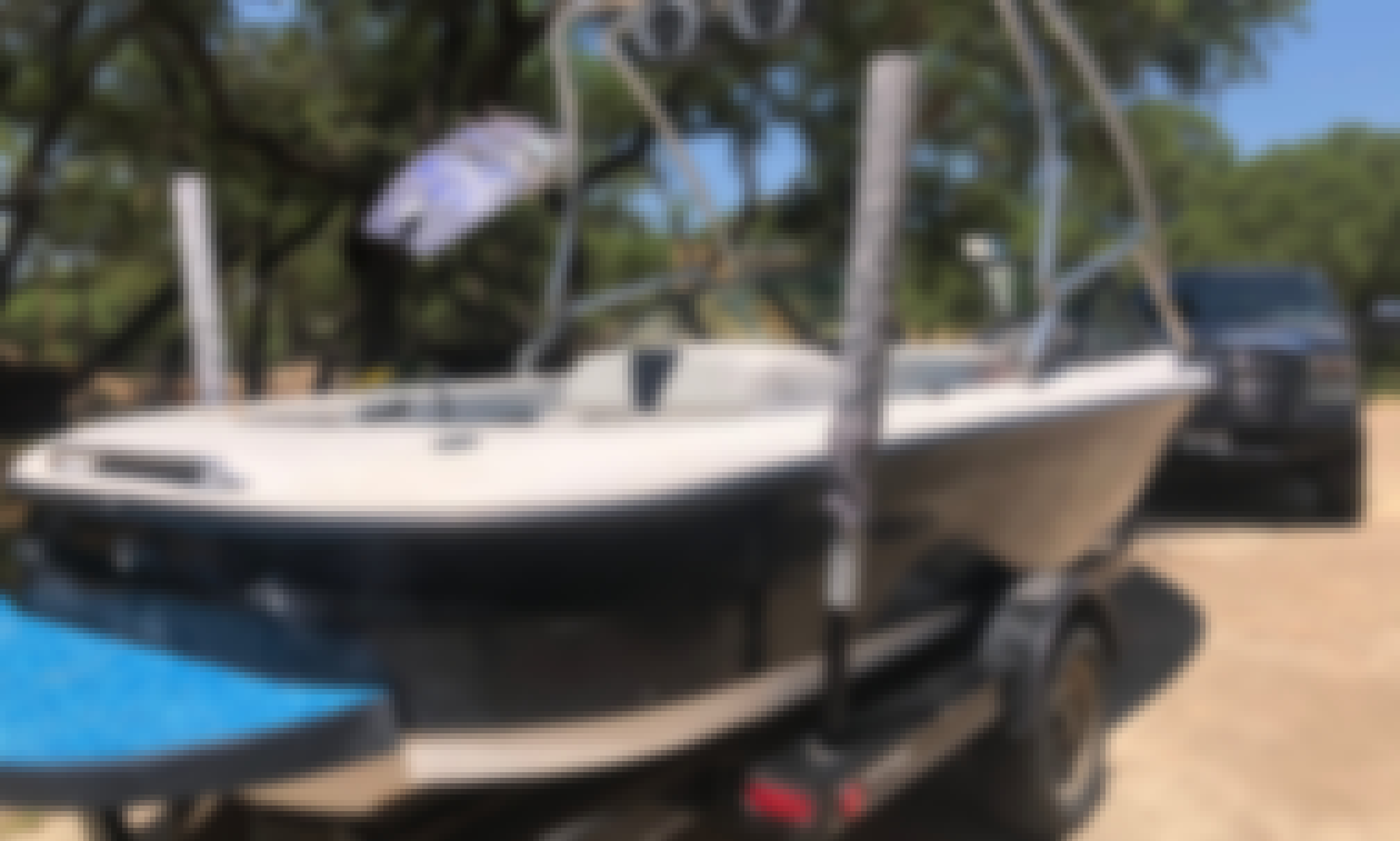 Wakeboarding Boat for Rent in Killeen, TX