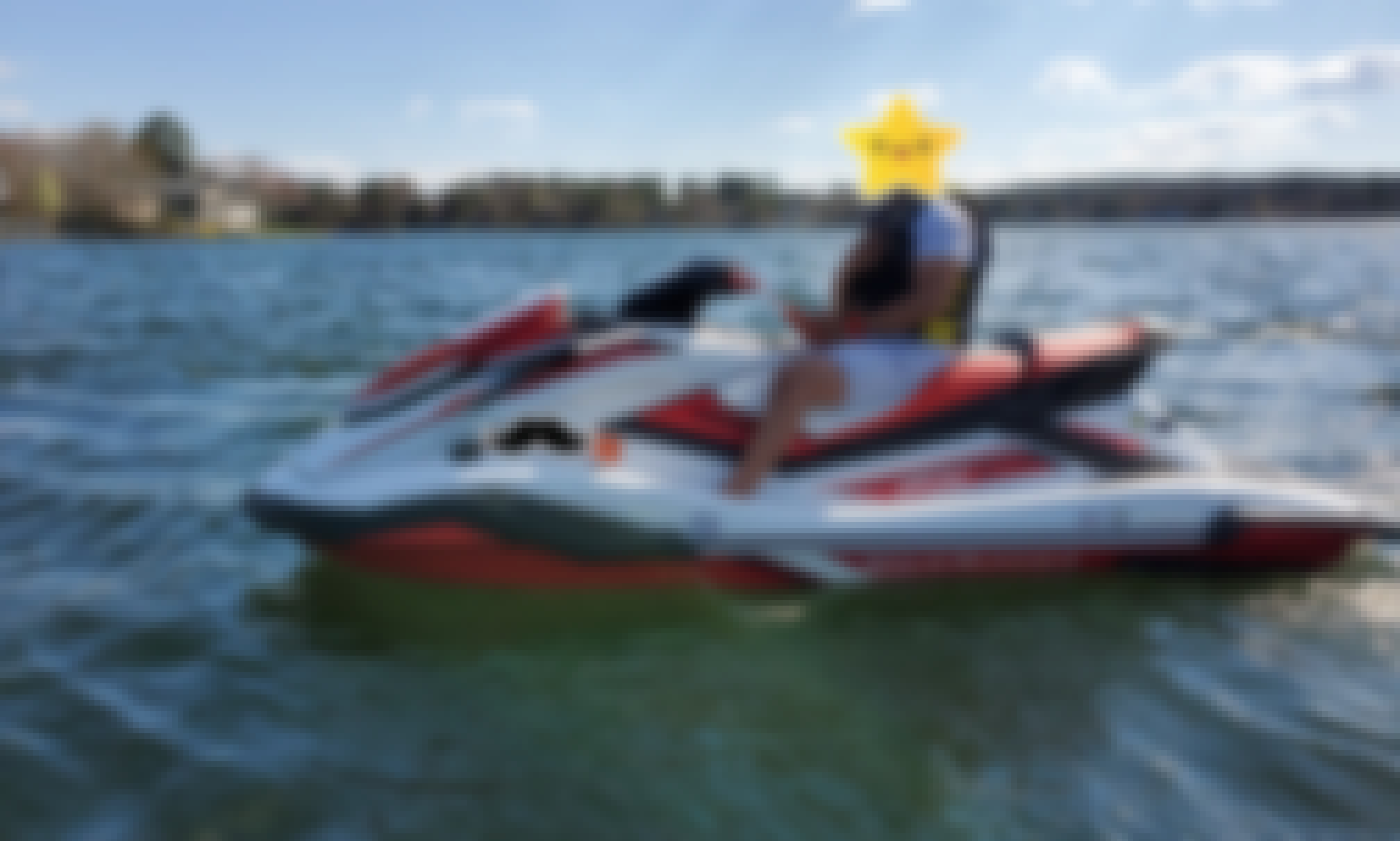RENT A JET SKI DELIVER TO ANY BEACH OR LAKE MA NH RI CT