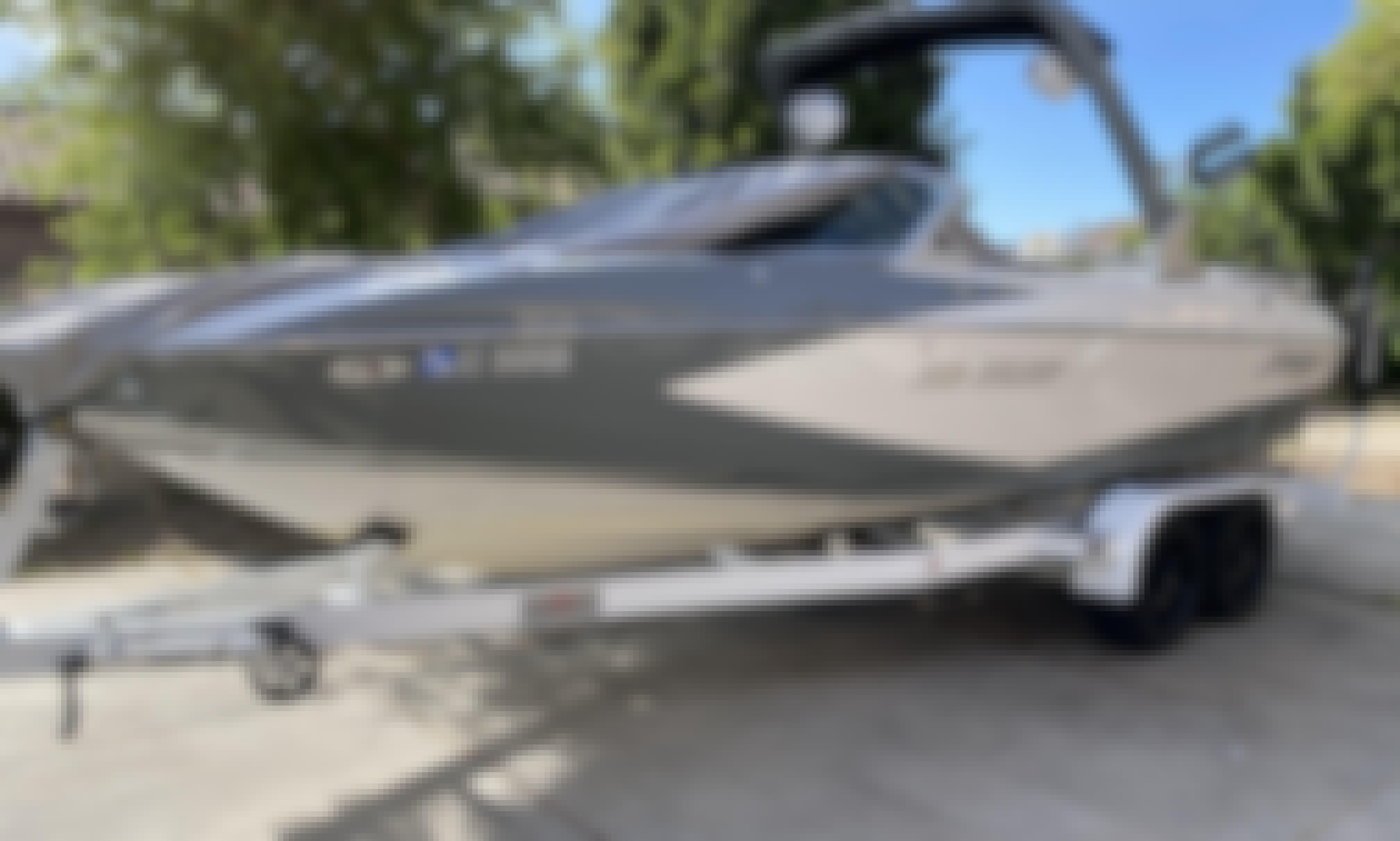 2020 Surf Boat for Rent Saguaro Lake Arizona
