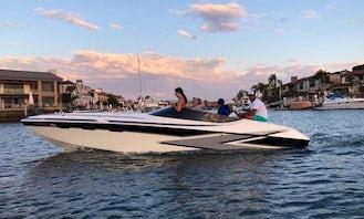 25' Nordic Power Yacht Rental in Huntington Beach